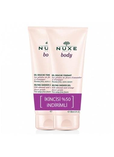Nuxe Nuxe Body Melting Shower Gel 2x200ml Set Renksiz